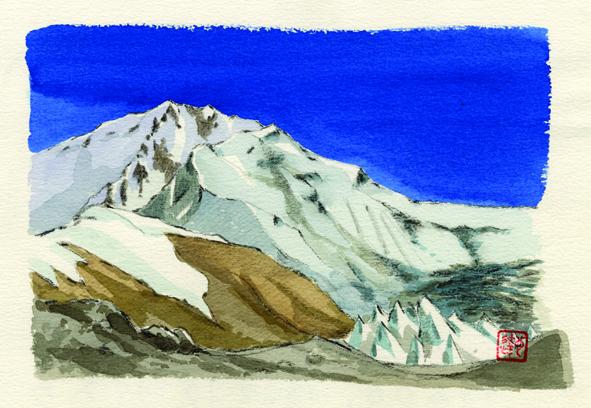 ●還暦の8000m峰登頂